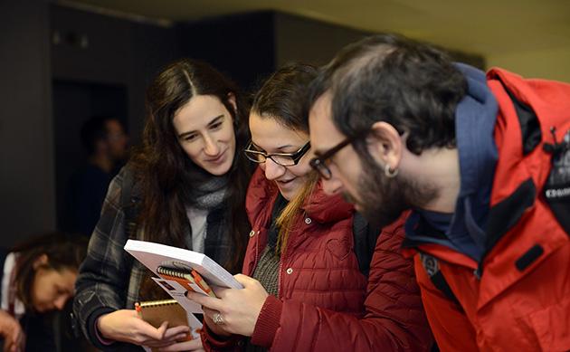 Roadshow Intelligence Live - Milano BIcocca 2016